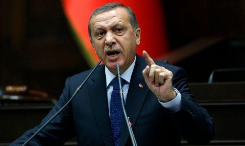 Турция на Ердоган не е доволна от земите, които владее