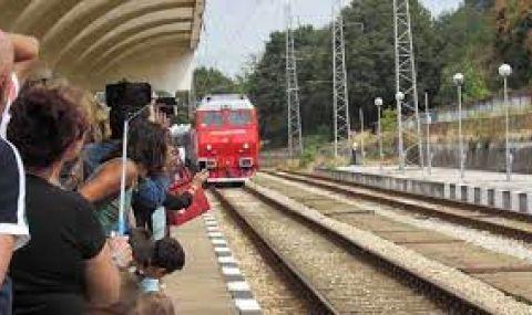 Политическите спорове забавиха строежа на жп линията Скопие-София - 1