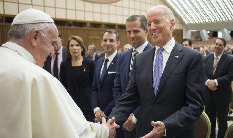 Католиците в САЩ одобряват папа Франциск - 1