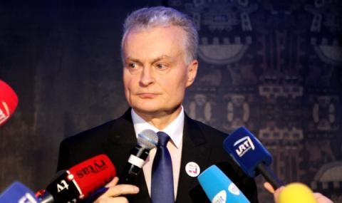 Литва има нов президент