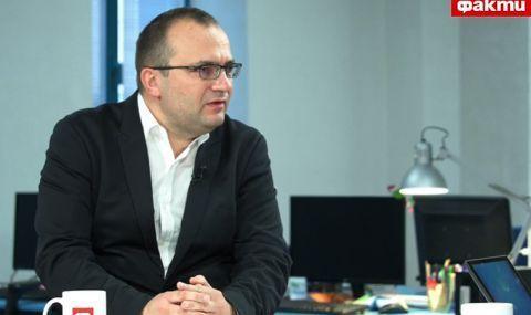 Мартин Димитров: ГЕРБ, БСП и ДПС само за пред хората се правят на управляващи и опозиция
