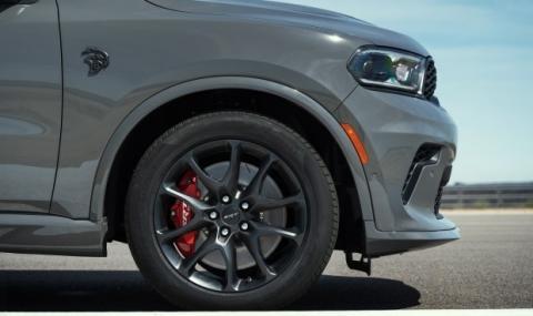FCA пуска най-мощното серийно SUV в света