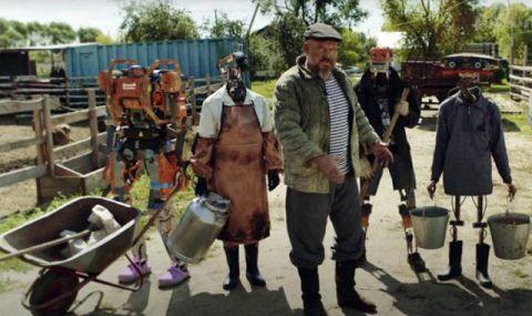 """""""Руското кибер село"""" - кратък филм за руско село като част от проекта за колонизация на Марс (ВИДЕО)"""