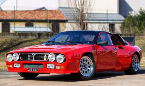 Продава се първата Lancia 037 от Група B