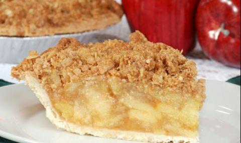 Рецепта на деня: Ябълков крамбъл