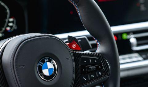 Тествахме новото BMW M4 Competition - 22