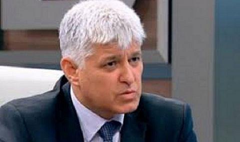 Димитър Стоянов: ГЕРБ ги тресе страх от нови избори