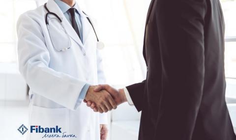 Кредит от Fibank с атрактивна лихва за лекари и стоматолози