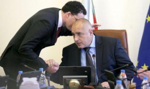 Борисов праща Митов за мандата при Радев, ГЕРБ се готви за предсрочни избори