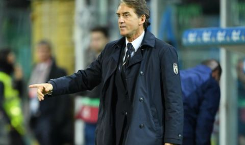 Италия обяви състава си за мача с България