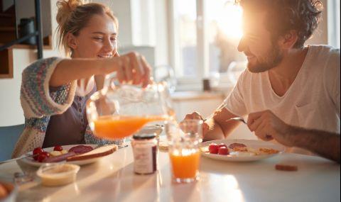 Опасно е пропускането на закуската