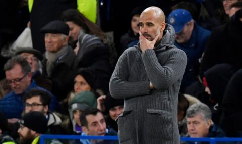 Гуардиола: Барселона да не говорят много!