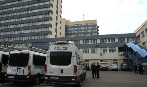 15 500 служители на МВР бдят за сигурността на изборите