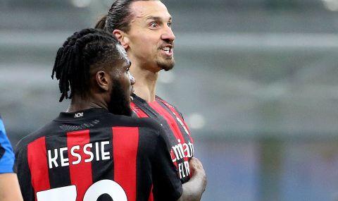 Интер отстрани Милан от Купата на Италия в лудо дерби