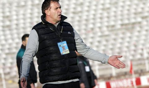 Акрапович: Ако дойде нов футболист, той ще бъде по-добър от сегашните играчи