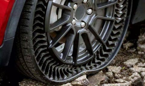 Michelin най-после ще започне да продава гумите, които не се нуждаят от помпане - 1