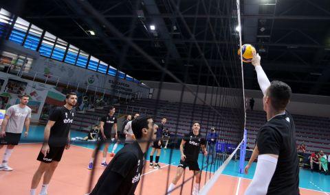 Волейболните национали с нова загуба в Лигата на нациите