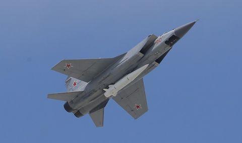 Тревога над Баренцово море! Русия прати изтребител срещу разузнавателен самолет на САЩ