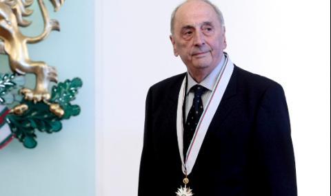 Отиде си един от най-изявените български педиатри