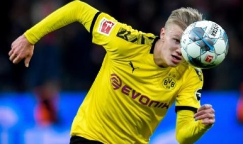 Любопитно: Ерлинг Холанд нямал необходимия профил за футболист на Барса