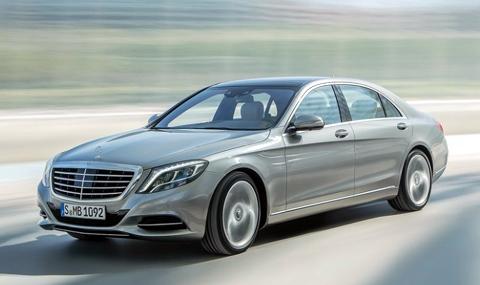Mercedes извади най-мощния си дизел