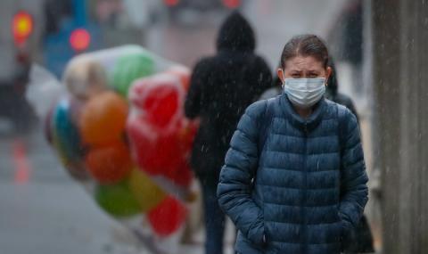 Ръст на заразените в Русия и Малта