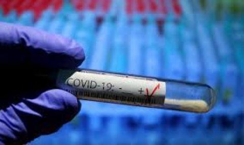 Активните случаи на коронавирус паднаха под 19 хиляди