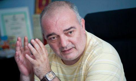 Бабикян с първи думи за кандидата за премиер Пламен Николов - 1