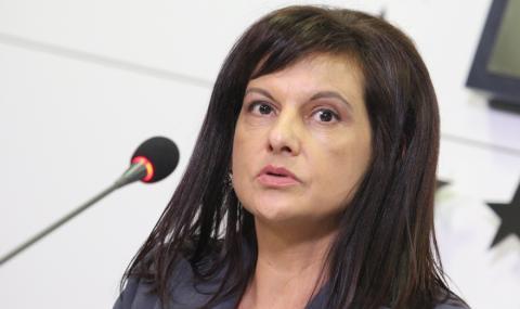 Даниела Дариткова: Докладът не е за това правителство