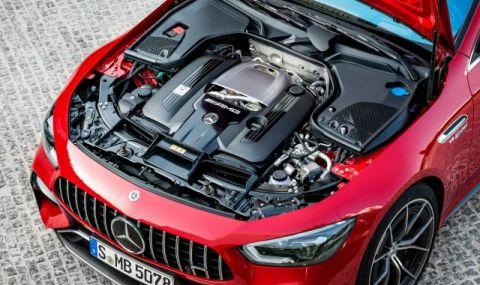 Mercedes спира с разработката на plug-in хибриди - 1