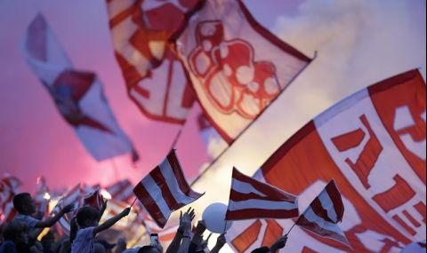 Голям гуляй на феновете на Звезда завърши с над 100 арестувани (ВИДЕО) - 1