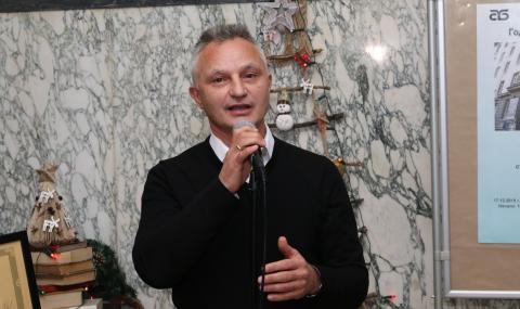 Захари Карабашлиев: Не е вярно, че българите не четат