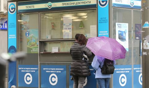 Годишните карти за градския транспорт в София – вече и на разсрочено плащане