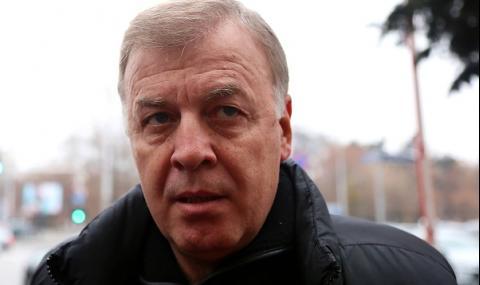 Наско Сираков е наясно с екипа, с който ще спасява ''Левски''