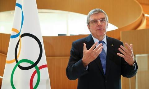 Президентът на МОК: Не беше толкова лесно да отложа Олимпиадата