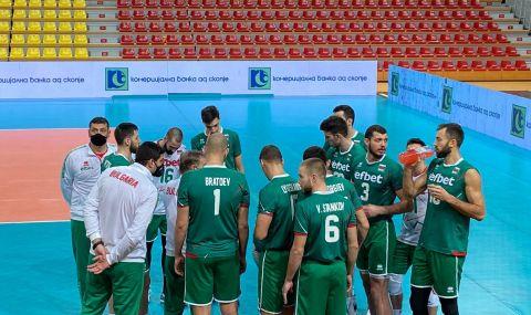 2 от 2! България би Северна Македония на волейбол