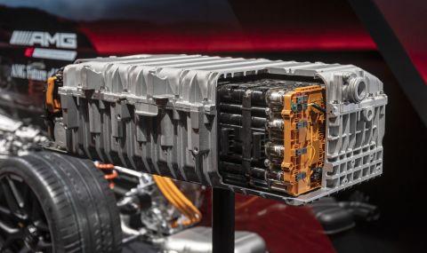 Mercedes разкри мощността на четирицилиндровото C63 AMG - 6