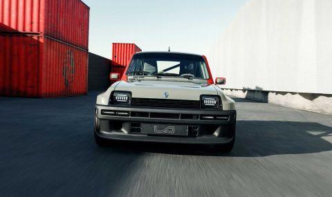Възроденото Renault 5 Turbo дебютира с класически дизайн и нови технологии - 5