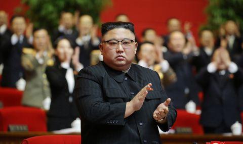 Ким Чен Ун стана генерален секретар на партията