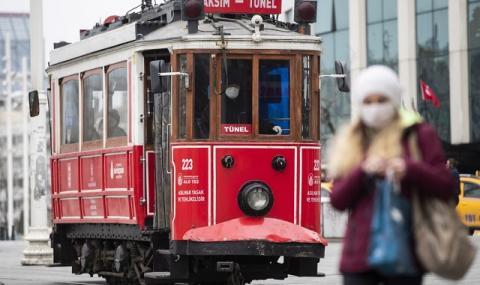 Още 73 души са починали в Турция от Covid-19, заразени са над 27 000