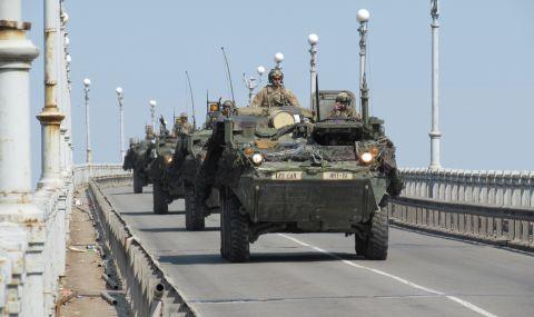 НАТО продължава сътрудничеството си с България