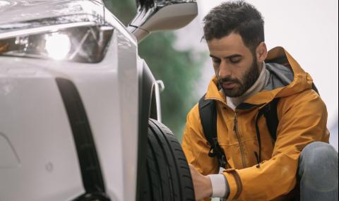 Сложете летните гуми колкото можете по-рано