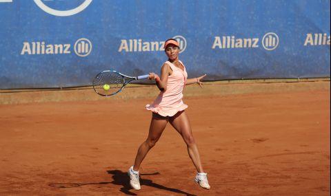 Виктория Томова с най-добро постижение в кариерата си