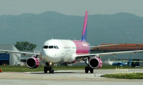 Авиокомпания спира всички полети между България и Великобритания