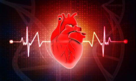 Първи симптоми на сърдечна недостатъчност