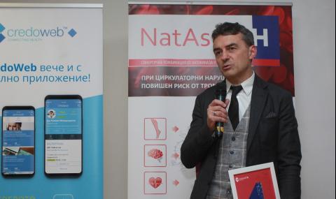 Кардиолог втори в листата на ГЕРБ в София