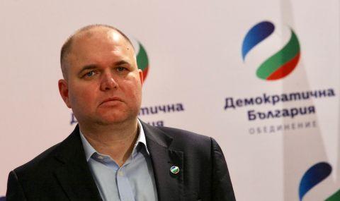 Владислав Панев пред ФАКТИ: ДБ разширява значително избирателите си извън столицата