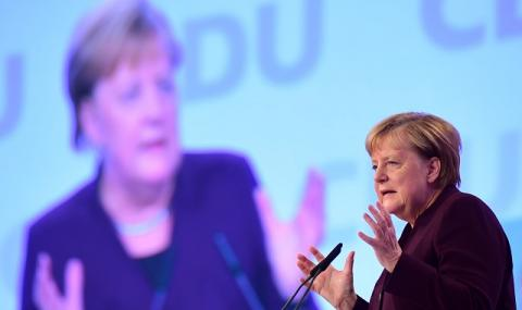 Меркел: Беларуското правителство трябва да избягва насилие и да започне национален диалог