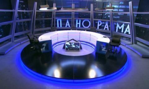 """Разгорещен политически дебат в студиото на """"Панорама"""" се проведе тази вечер - 1"""