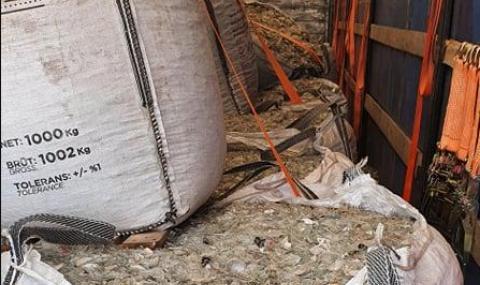 В Разградско спряха незаконен внос на отпадъци
